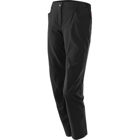 Löffler Comfort Stretch Light Pantalon de trekking retroussable Femme, black